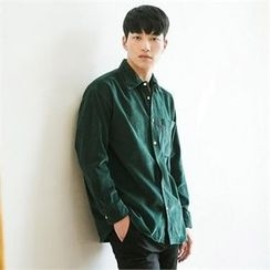 STYLEMAN - Colored Coduroy Shirt