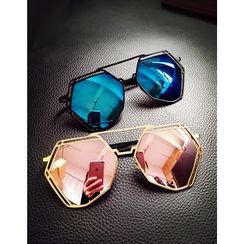 MOL Girl - Polygon Sunglasses