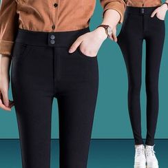 ESODO - Plain Skinny Pants