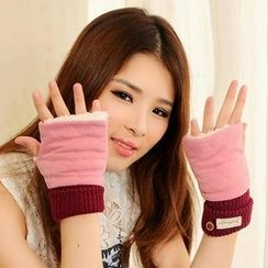 Home Simply - Fingerless Gloves