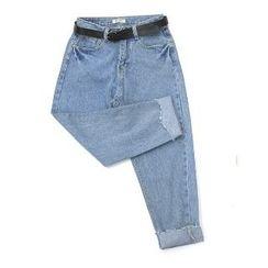 Romantica - Slim-Fit Jeans