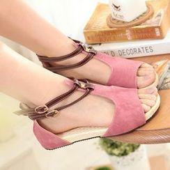 CITTA - Ankle Strap Sandals