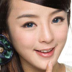 GEO - 彩色隐形眼镜 WI-A12 (Xtra 蓝) [只提供 P-0.00]
