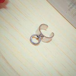 嘀咕家 - 马蹬式戒指