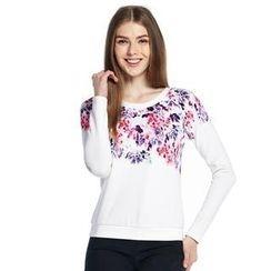 O.SA - Floral Pullover