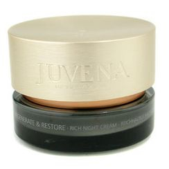 Juvena - Regenerate and Restore Rich Night Cream - Very Dry to Dry Skin