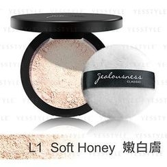 Jealousness - Whitening Loose Powder SPF 20 PA+++ (#L1 Soft Honey)