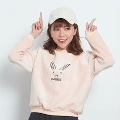 BAIMOMO - Embroidered Pullover
