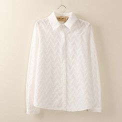 Tangi - 刺绣衬衫