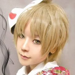 Ghost Cos Wigs - Natsume's Book of Friends Takashi Natsume Cosplay Wig