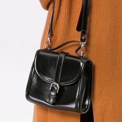 Heynew - Faux Leather Shoulder Bag