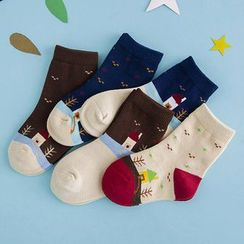 Knitika - Kids Print Socks