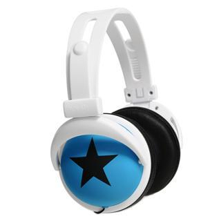 mix-style - mix-style (Star-Blue) Stereo Headphones