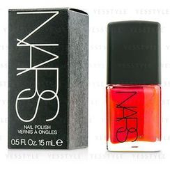 NARS - Nail Polish - #Shameless Red (Pink Flamingo)