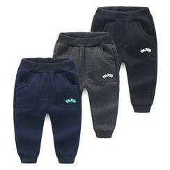 貝殼童裝 - 小童哈倫運動褲
