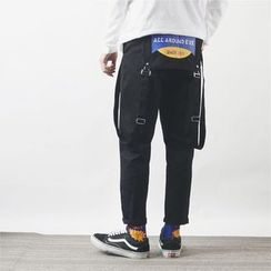 Mr.C studio - Cropped Jumper Pants