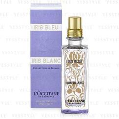 L'Occitane - Iris Bleu & Iris Blanc EDT