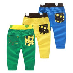 Seashells Kids - Kids Print Pocket Pants