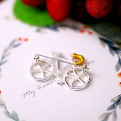 MISSTYLE - Bicycle Brooch