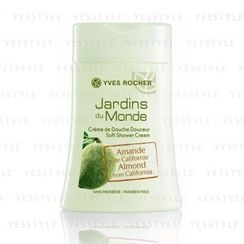 Yves Rocher - Californian Almond Shower Cream