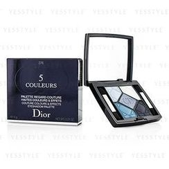 Christian Dior 迪奥 - 5 Couleurs Couture Colours and Effects Eyeshadow Palette - No. 276 Carre Bleu