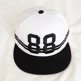 NANING9 - Striped Baseball Cap