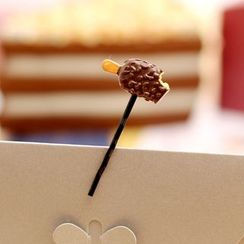 Gold Beam - 食物髮簪