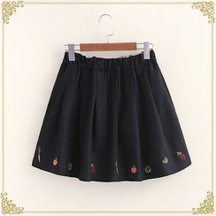 Fairyland - Embroidered Skort