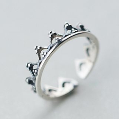 A'ROCH - Crown 925 Sterling Silver Ring