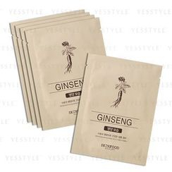 Skinfood - Beauty In A Food Mask Sheet (Ginseng)