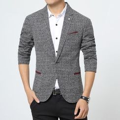 VILUNI - Panel Blazer