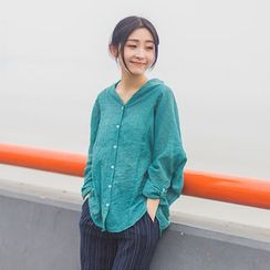 Ranche - Plain Long-Sleeve Shirt