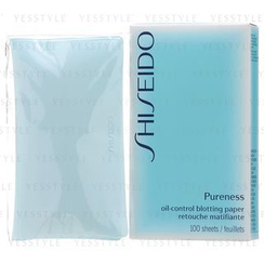 Shiseido - Pureness Oil-Control Blotting Paper