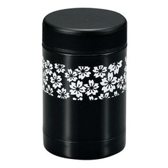 Hakoya - Hakoya Stainless Food Pot Sakurako White