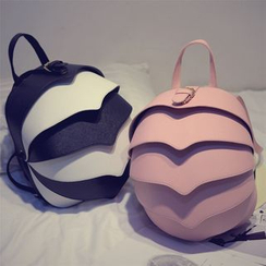 Nautilus Bags - Round Backpack