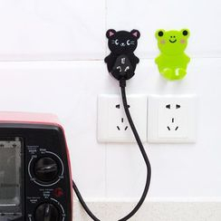 Home Simply - Cartoon Plug Wall Holder (2 pcs)