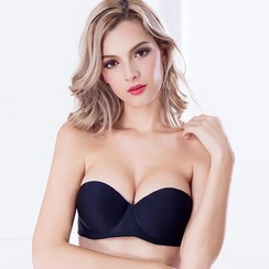 Temptation - Seamless Strapless Push-Up Bra