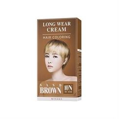 Missha 谜尚 - Long Wear Hair Coloring (#10N Sand Brown)