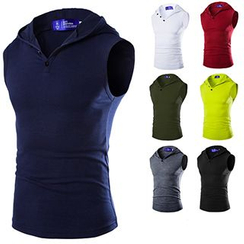Fireon - Hooded Tank Top