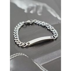 JOGUNSHOP - Steel Chain Bracelet