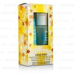 Bliss - Citrus Stars Set: Lemon + Sage Soapy Suds 30ml + Lemon + Sage Body Butter 30ml