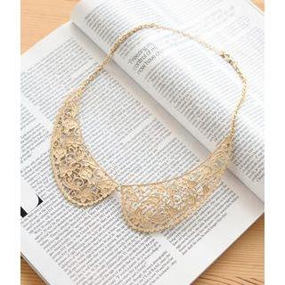 Petit et Belle - Filigree Collar Necklace