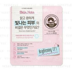 Etude House - Skin Note! Brightening Hydrogel Mask