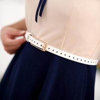 59 Seconds - Faux Leather Belt