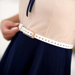 59 Seconds - Faux Leather Belt