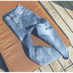 Bestrooy - Washed Harem Jeans