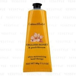 Crabtree & Evelyn - English Honey and Peach Blossom Ultra-Moisturising Hand Therapy
