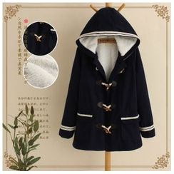 TOJI - Toggle Hooded Jacket