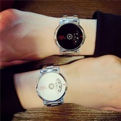 Mansfield - Couple Matching Bracelet Watch