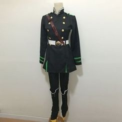 Kaneki - Seraph of the End Cosplay Costume